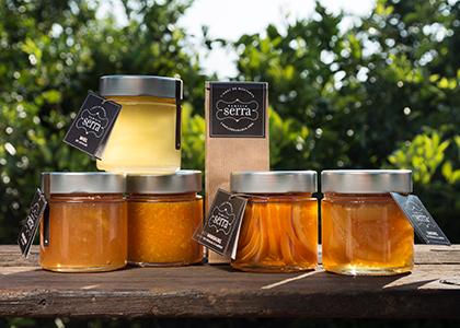 Mermeladas y miel