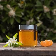 Mandarinen- Marmelade Glas 300g