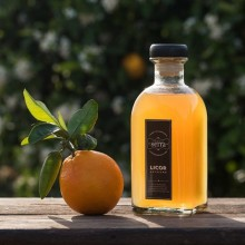 Homemade liqueur with Orange 70cl