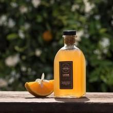 Homemade liqueur with Orange 25cl