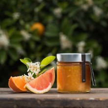 Grapefruit and orange marmalade 300g