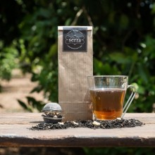 Black tea with Orange and Chocolate 100g