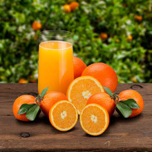 Oranges petite taille: 15kg