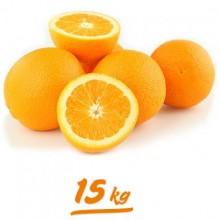 Oranges de jus. 15kg.