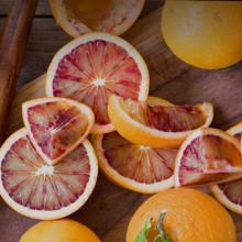 Sanguines: 1kg (il suffit d'ajouter 1 kg par boîte d'oranges)