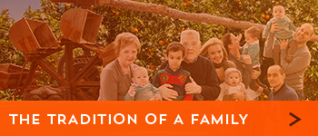 The tradition of a family