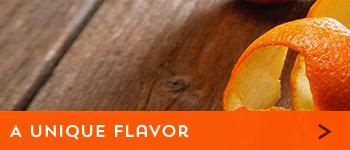 A unique flavor