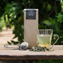 Grüner Tee mit Orangen und Schokolade 100g
