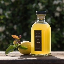 Homemade liqueur with Lemon 70cl