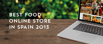 BEST FOOD ONLINE STORE IN SPAIN 2013